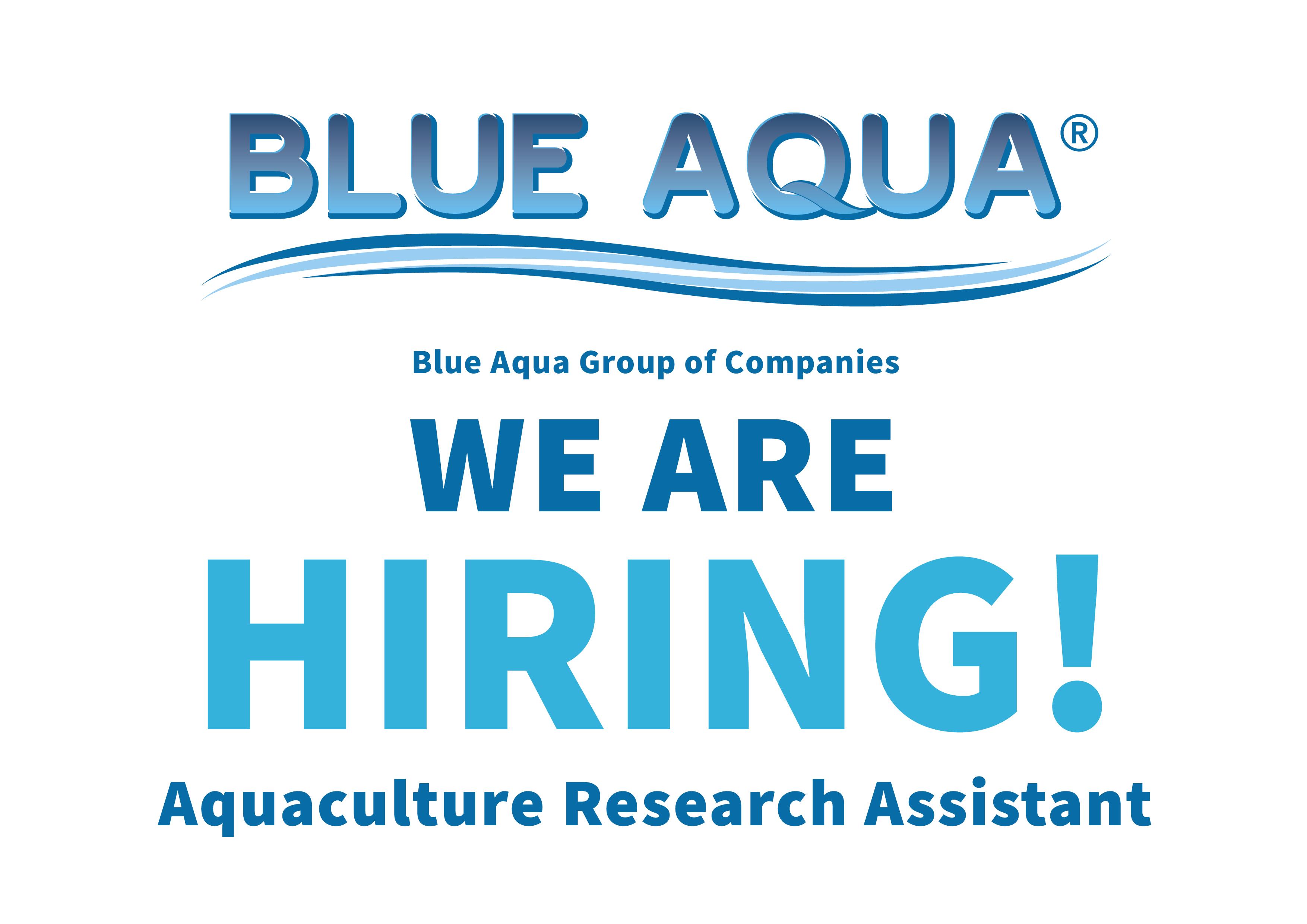 Aquaculture Research Assistant